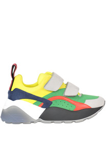 'Eclypse' color block sneakers Stella McCartney