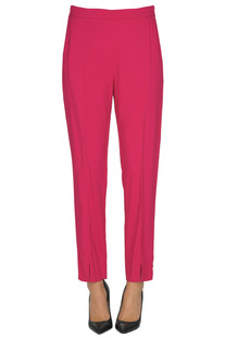 Incrociare viscose trousers Pinko
