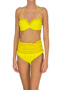High waist bottom bikini Twin Set Beachwear