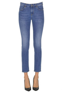 Sheila cropped jeans Pinko