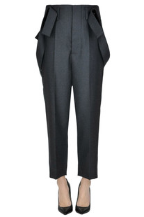Wool trousers Sofie D'Hoore