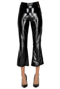 Cropped vinyl trousers Federica Tosi