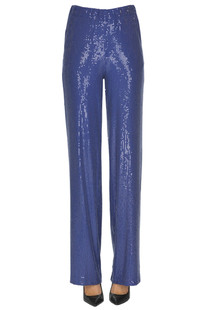 Sequined trousers Kiltie