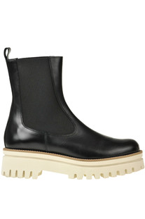 Athena leather Beatles ankle boots Paloma Barcelò