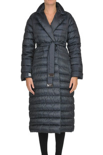 Quilted long down jacket Max Mara