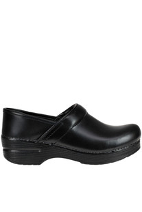 'Professional Cabrio' leather clogs Dansko