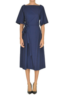 Cotton wrapdress Sofie D'Hoore