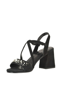 Embellished suede sandals Apepazza