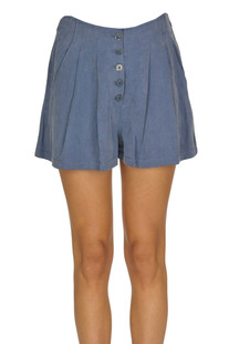 Flared shorts Ulla Johnson