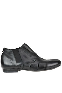 Tokio leather ankle-boots Strategia