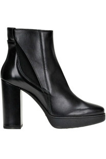 Leather ankle-boots Tod's