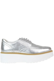 Wedge Derby shoes Hogan