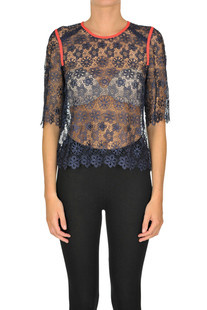 Snodato lace top Pinko