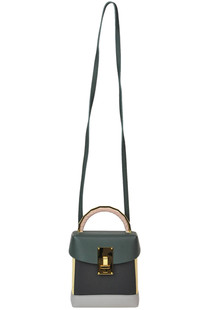 'Box' mini shoulder bag The Volon