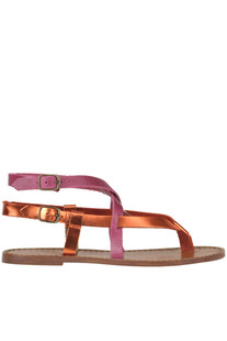 'Andy' leather flip-flop sandals Antidoti