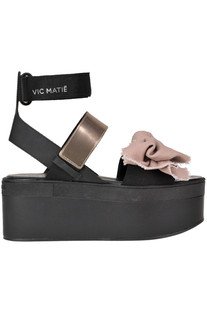 Wedge sandals Vic Matiè