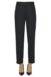 Wool-blend trousers Forte_Forte