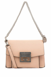 'GV3' mini leather shoulder bag Givenchy