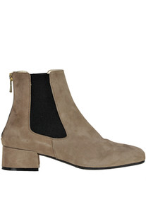 Suede Beatles ankle boots Yosh Collection