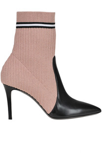 Sock ankle-boots Pollini