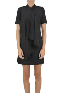 Viscose-blend dress Love Moschino