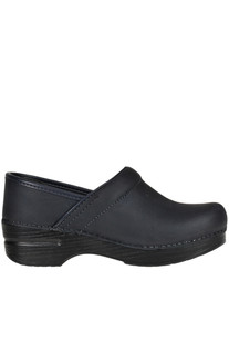 'Professional oiled' leather clogs Dansko