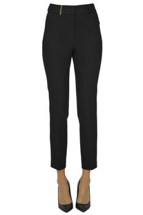 Slim trousers Peserico