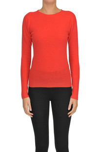 Wool and cashmere pullover Vanisè