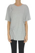 Knots cotton t-shirt Helmut Lang