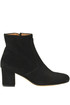 Suede ankle-boots Anthology Paris