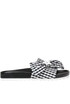 Vichy print slides Twin Set My Twin