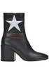 Star print ankle-boots Marc Ellis