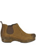 Old-looking suede Beatles ankle boots Dansko