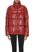 Alane quilted glossy down jacket Duvetica
