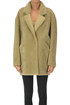 Reversible shearling coat Sprung Freres Paris