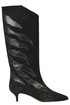 Agata suede boots Gia Couture