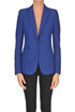 Textured fabric blazer Seventy