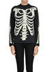 Intarsia wool pullover Saint Laurent