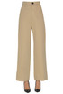 Cotton and linen trousers Marni