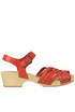 'Dea' leather clogs Antidoti
