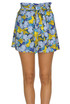Flower print shorts Pinko