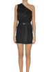 One shoulder mini dress Elisabetta Franchi