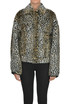 Animal print eco-fur jacket PHILOSOPHY di Lorenzo Serafini