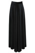 Velvet long skirt Zing