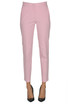 'Bello' cotton trousers Pinko