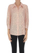 Jacquard silk shirt Stella McCartney