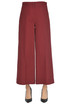 Wide leg trousers QL2 QUELLEDUE