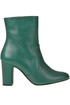 Leather ankle boots Marc Ellis