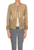 Fringed suede jacket Myskin
