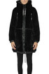 Reversible eco-fur down jacket Michael Michael Kors